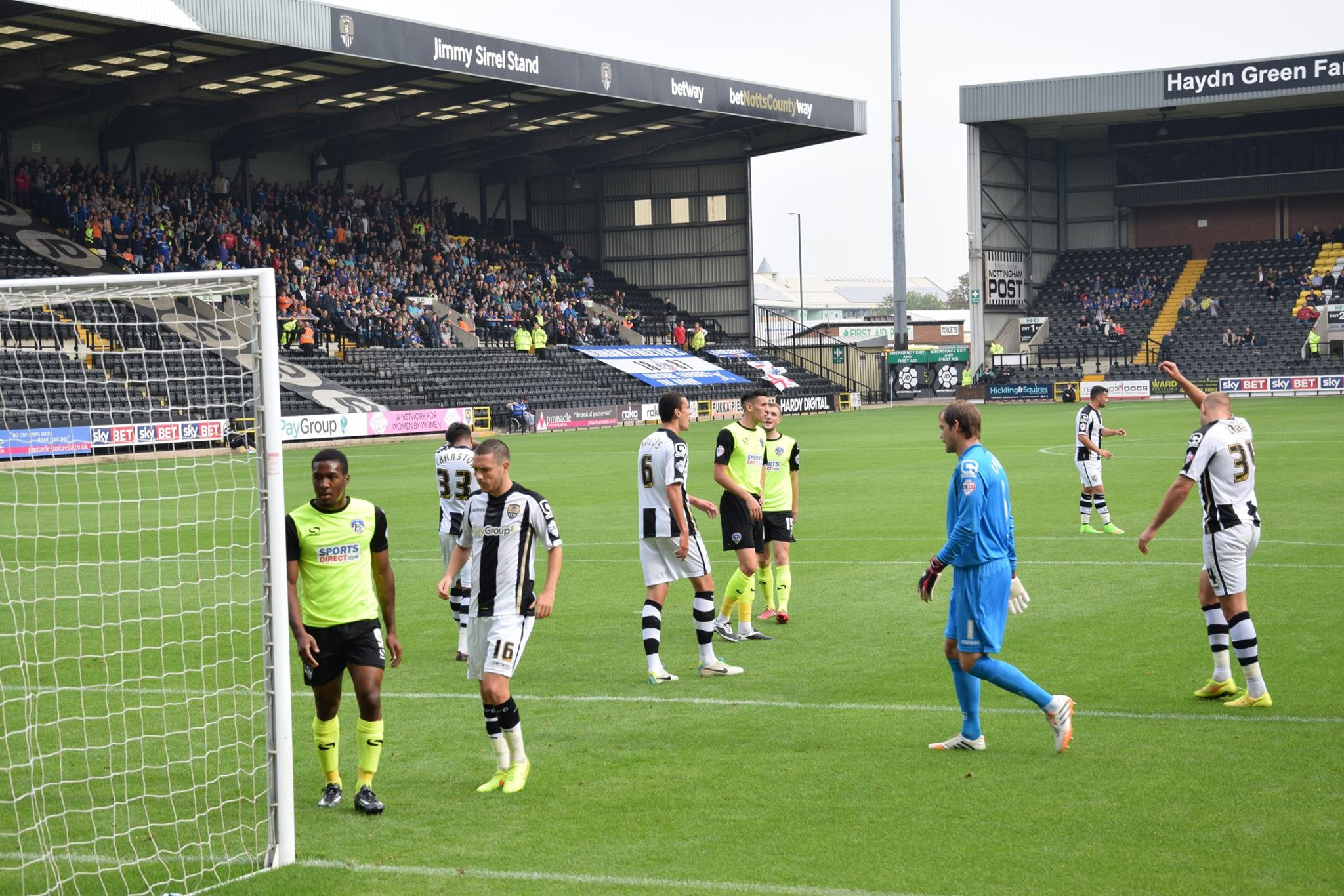 Stat Attack: Oldham Athletic Vs. Notts County